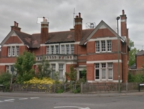 Former Police Station, East Molesey