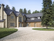 Downsview, West Chiltington  – Bespoke newbuild house